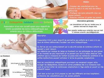 Ostéopathe à Paris